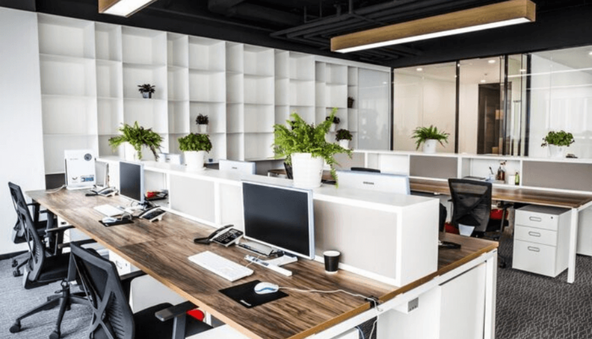 How Your Business Can Benefit from Office Interior Design by Softzone interiors in Qatar