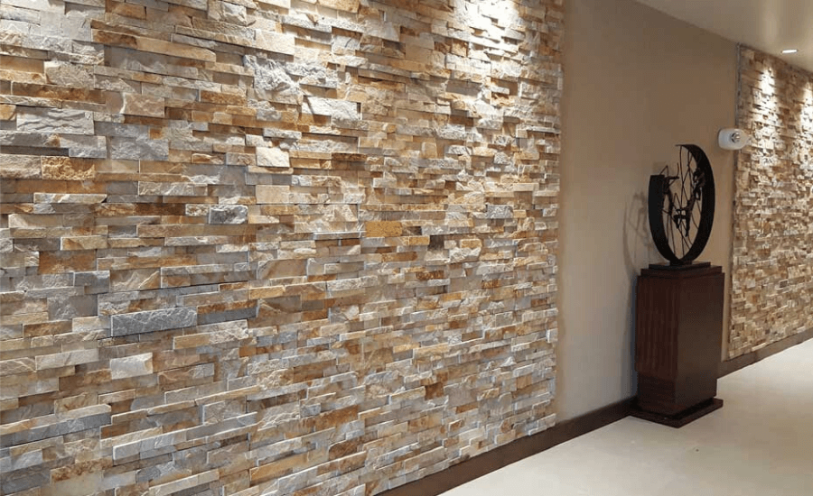 Cladding Tips to Create Stunning Wall Designs by Softzone interior design company in Qatar
