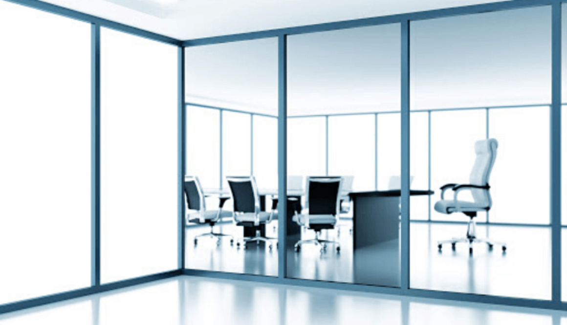 Office partition design by Softzone office partitions in Doha, Qatar