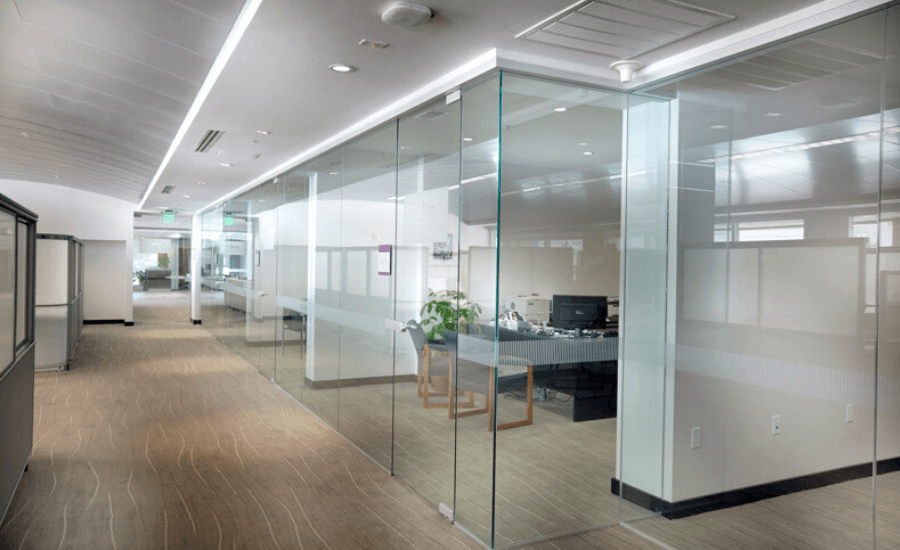 How Office Partition Designs can Create Privacy in an Open Space by Softzone interiors in Qatar