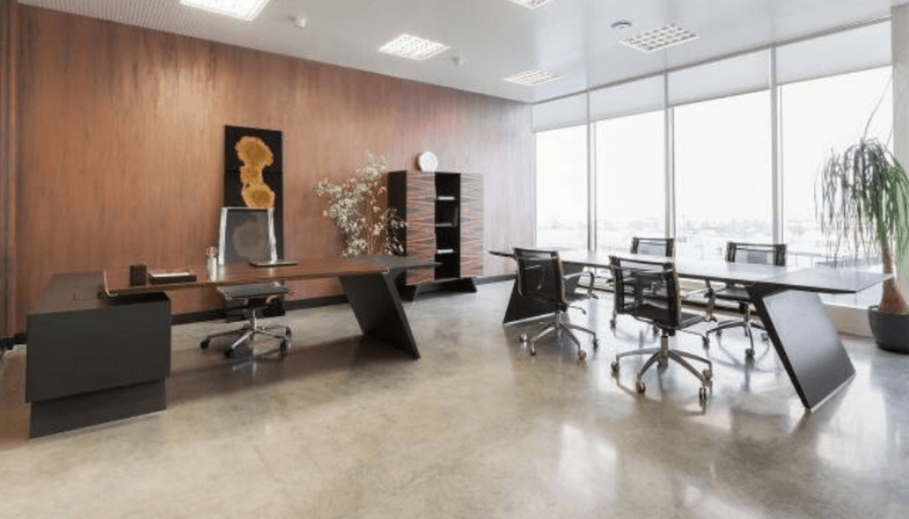 Best Office Interior Design Ideas for the Modern Office by Softzone interior design company in Dubai