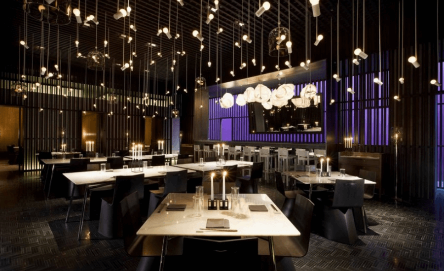 Restaurant Lighting Design Tips that Everyone Should Follow by Softzone interior design company in Qatar