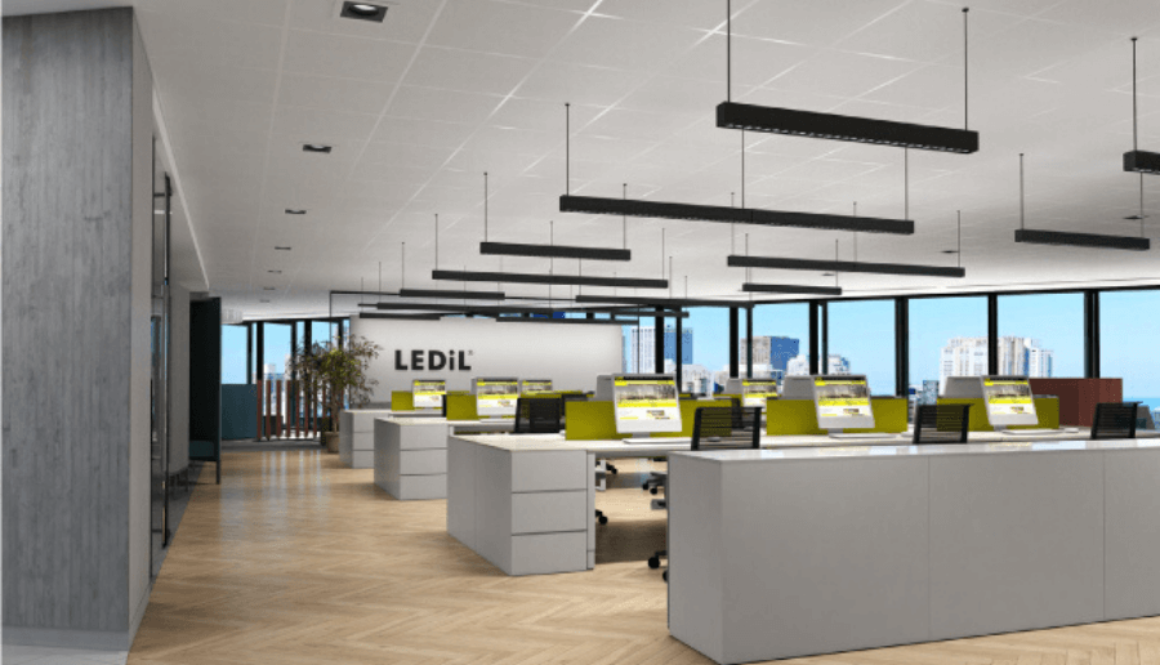 How Office interiors will boost Employee's creativity by Softzone interior design company in Qatar