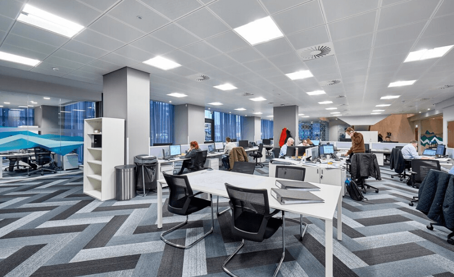 The Best and Most Unique Office Fit out Ideas for Productivity by Softzone interiors in Qatar