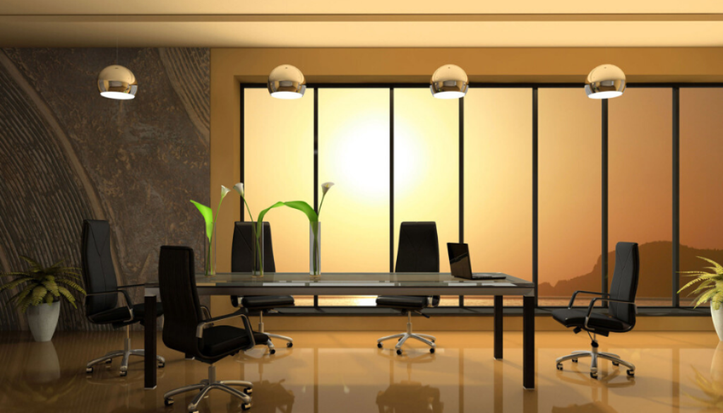 Most Inspiring Office Painting Ideas for a better Workspace by Softzone interiors in Qatar
