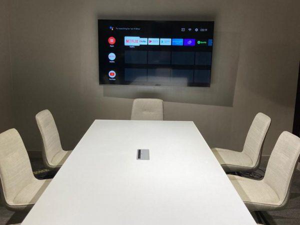 Office Interior design company in Qatar by Softzone interiors Qatar