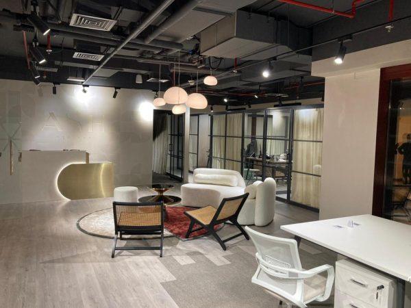 Office Interior & fitout design company in Qatar by Softzone interiors Qatar